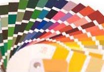 Tücher / Konstruktionsfarben