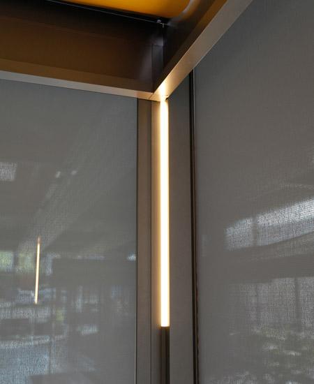 Stimmungsvolle LED-Beleuchtung