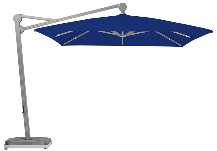 Glatz Ambiente Sonnenschirm freigestellt