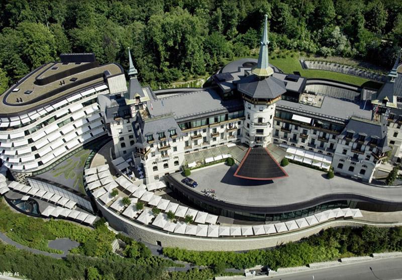 Glatz Castello Sonnenschirm 3