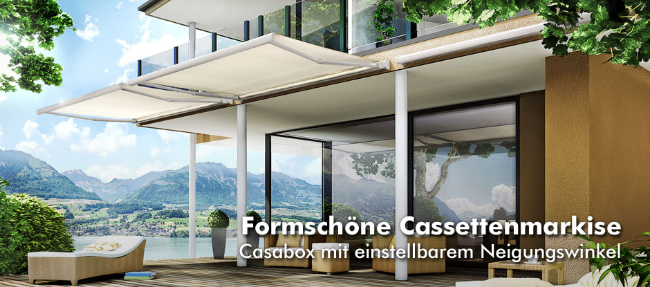 Slider Startseite Casabox