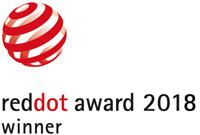 reddot award winner 2018