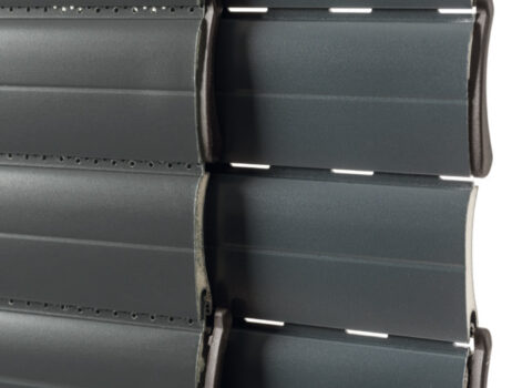 Schiebeprofil-Rollladen Recacompact