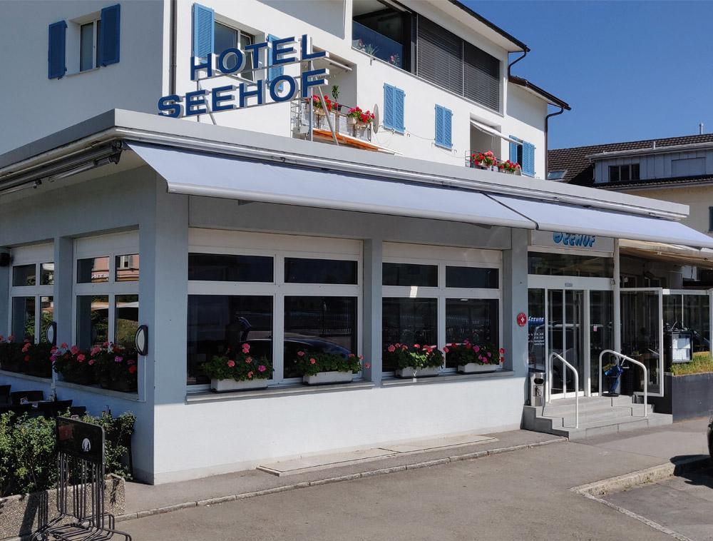 Select Refernzobjekt Schmerikon Hotel Seehof