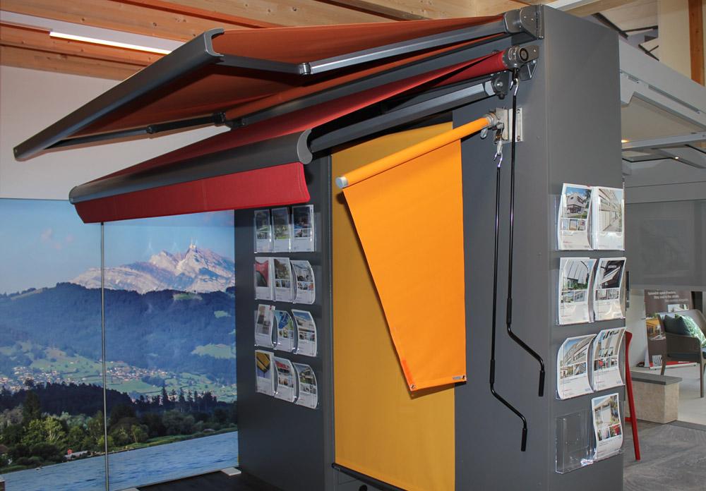 Showroom Bolligerstoren.ch / Sonnenstoren